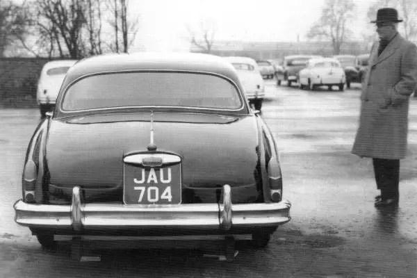 The Cars   Jaguar Mkx  420g Development Story