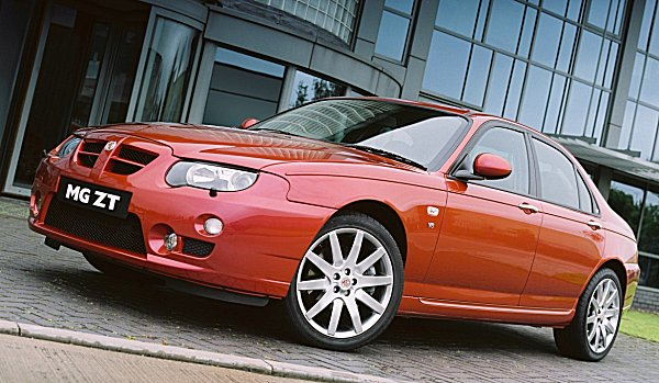 Isn't it ironic that the Rover which most closely fits this ideal carries an MG badge?