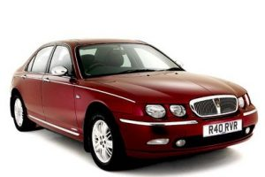 Rover 75 - you can get one for a Monkey now