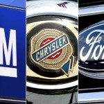 The US Big Three - GM, Chrysler and Ford