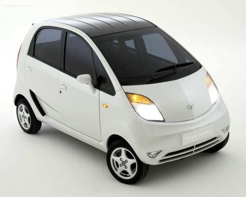 Tata Nano: the new Mini?