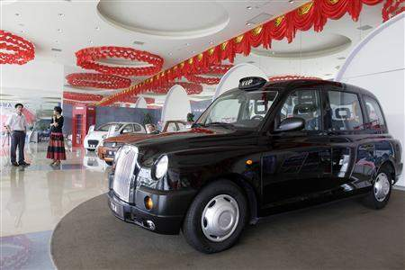 London's iconic black cabs may soon become a common sight on the streets, with Geely producing the TX4 in China
