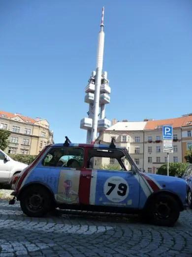 TV Tower, Prague