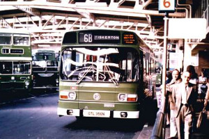 The Leyland National...