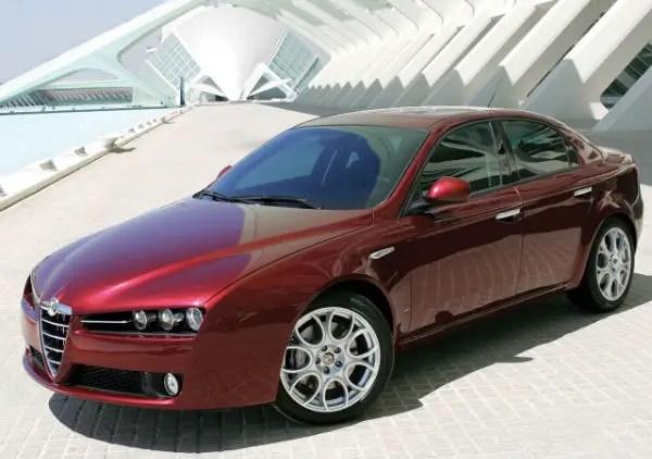 Alfa Romeo 159 to be replaced using a JV platform