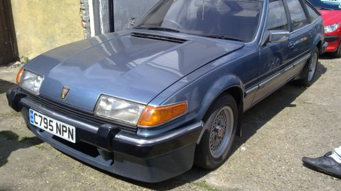 Rover Vitesse on carbs and a whiff of tax could be yours for around £700