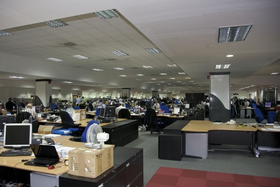 The UK Technical Centre's Engineering Office