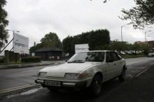 Rover SD1 goes to Longbridge