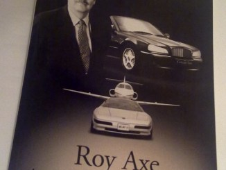 Roy Axe: A Life in Style