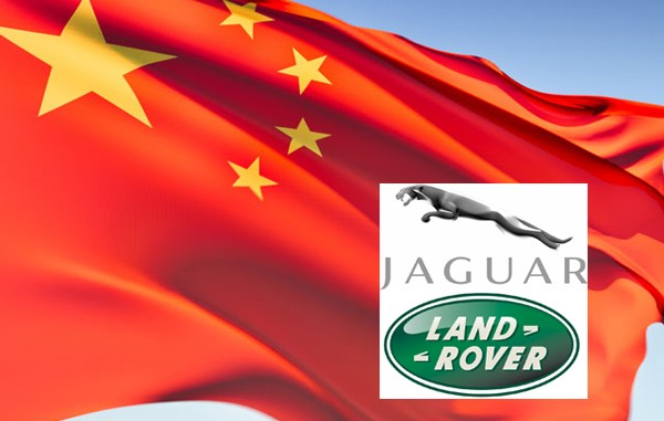 Jaguar Land Rover and China