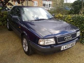Audi 80TDI