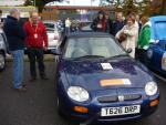 MGF was a welcome private entry...