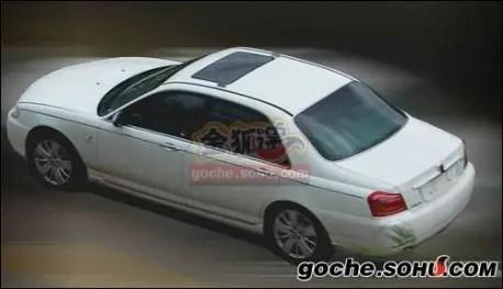 Roewe 750 facelift 2011