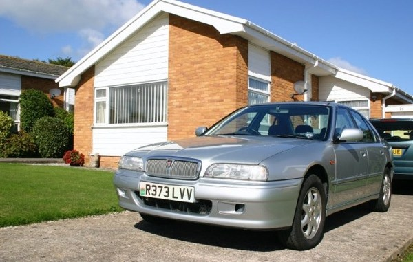 Wanted to love the Rover 620Si, but I think it was too good for me...