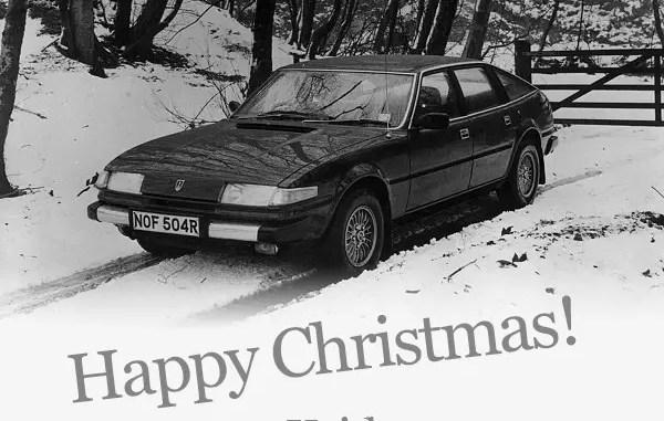 Happy Christmas, merry New Year