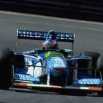 Michael Schumacher's 1994 Benetton-Ford B194