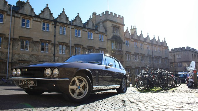 Jensen Interceptor R
