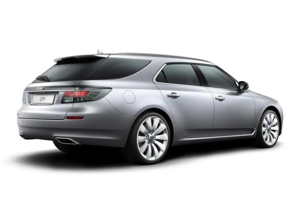 Saab 9-5 SportCombi: 2012's Rover 75 Tourer?