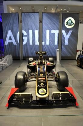Lotus Renault GP car 2011