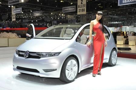 Italdesign VW Go!