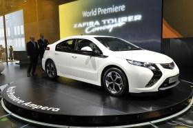 Vauxhall's Ampera - the future?