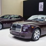 Rolls-Royce line-up at Geneva 2011