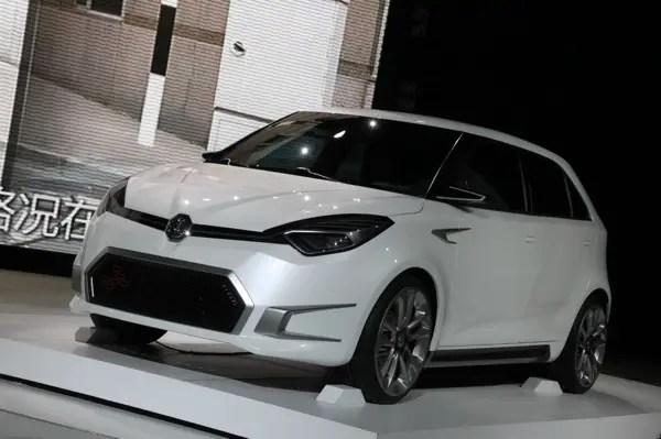 MG Zero concept