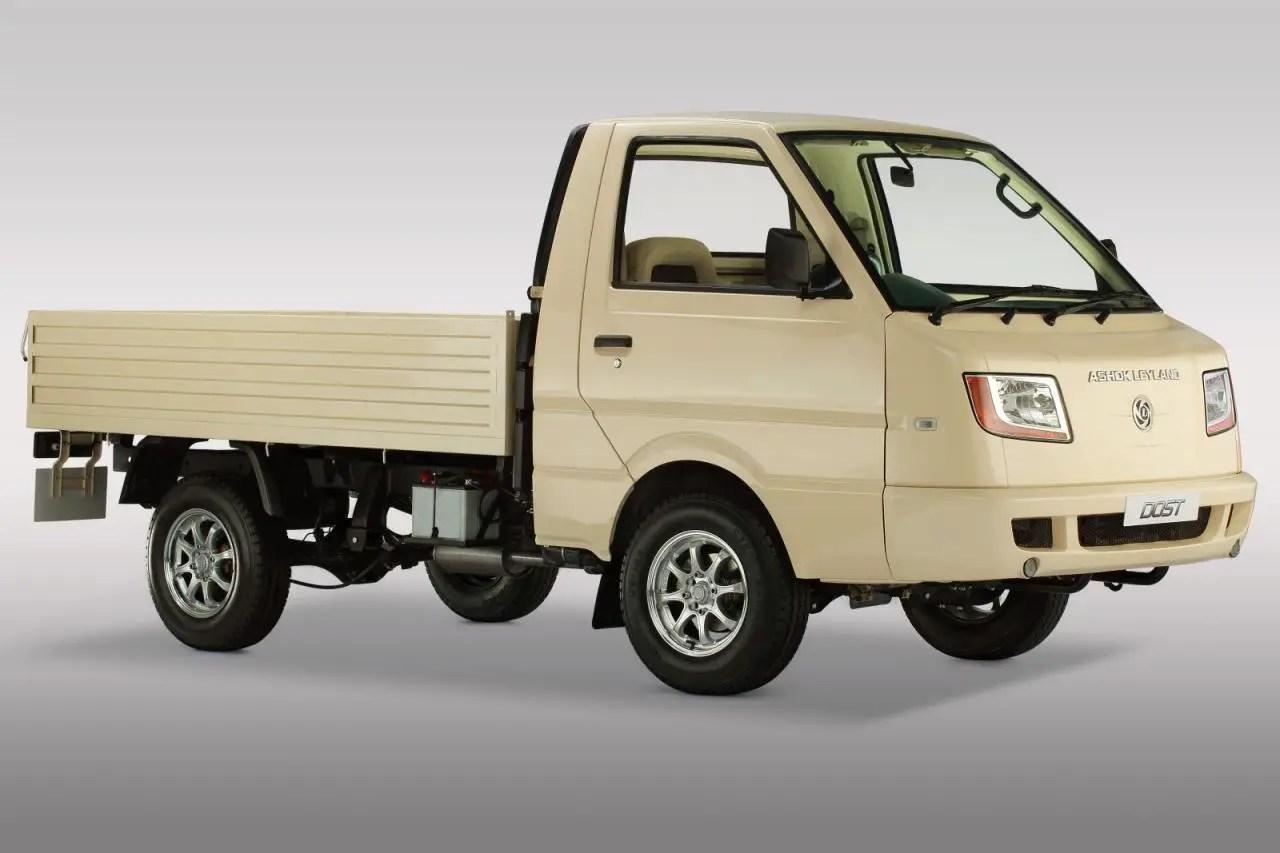 India Watch   Leyland Lives  Ashok U0026 39 S New Pick-up