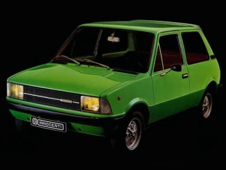 1974 Innocenti Mini 120