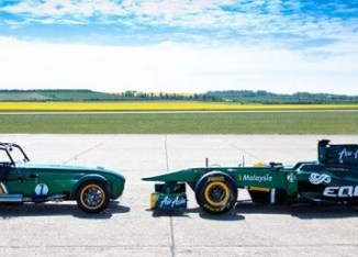 Team Lotus has won the rights to carry on using the name although Group Lotus fights on.