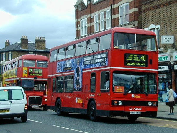 Buses : Leyland Olympian   Rationalisation In Action