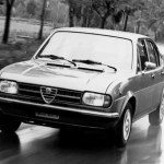 1977 Alfasud Series 2, in Super 1.3-litre form.