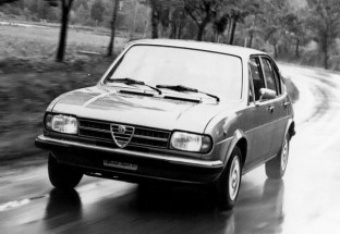 1977 Alfasud Series 2, in Super 1.3-litre form.