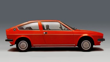 The 1976 Alfasud Sprint added an extra dimension to the range.