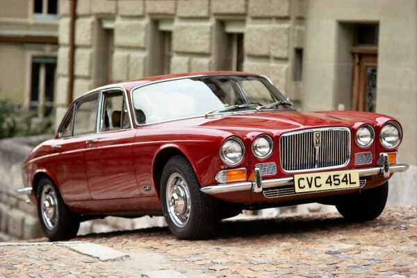The cars : Jaguar XJ6/XJ12 development story