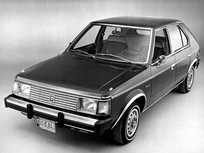 Chrysler Horizon development story: Dodge Omni might have looked the same as the Chrysler Horizon, but under the skin they were very different.