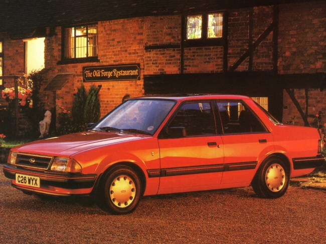 The Ford Orion was the benchmark that Rover was looking to beat. Early customer clinics suggested that it had the product, with which to do so...