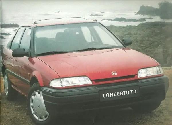Honda Concerto TD (2)
