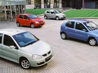 The cars : CityRover development history