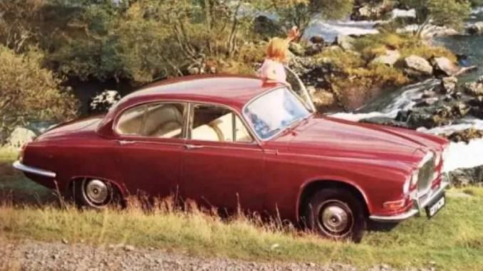 The cars : Jaguar 420 development history