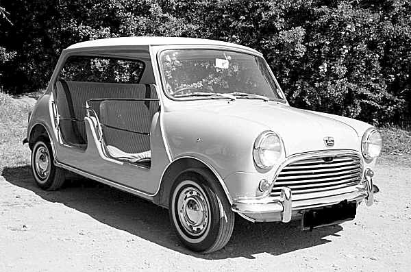 Mini - classic : Beach cars
