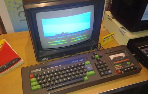 Amstrad CPC464 was revolutionary, but in a marketing sense.