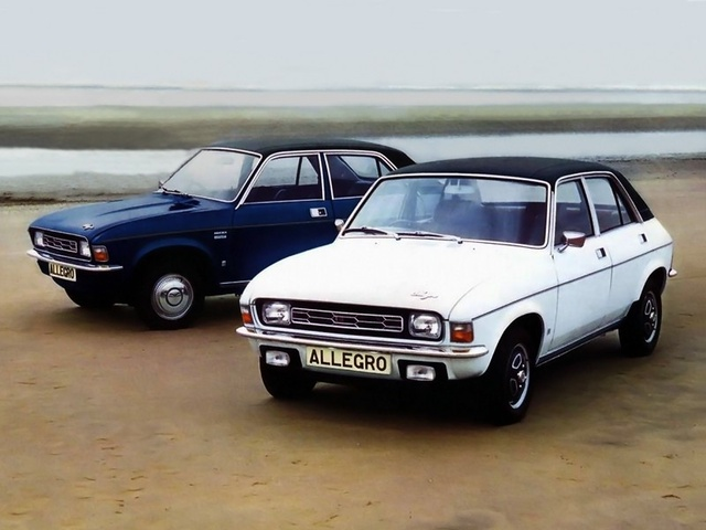 A 1.1- or 1.3-litre Allegro is now officially cool, and great to drive without being ironic. If you're 17-21, your mates will love this!