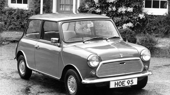 The original Mini has a huge following and with very good reason. They're cheap to run and insure and great fun to steer. Sadly, they're also rust-prone and costly.