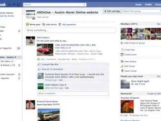 AROnline on Facebook