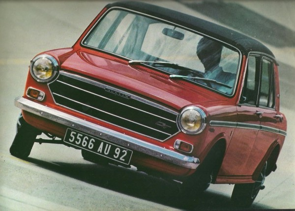 Austin 1300GT