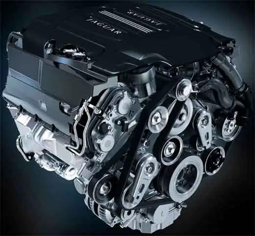 Jaguar-AJ-V8