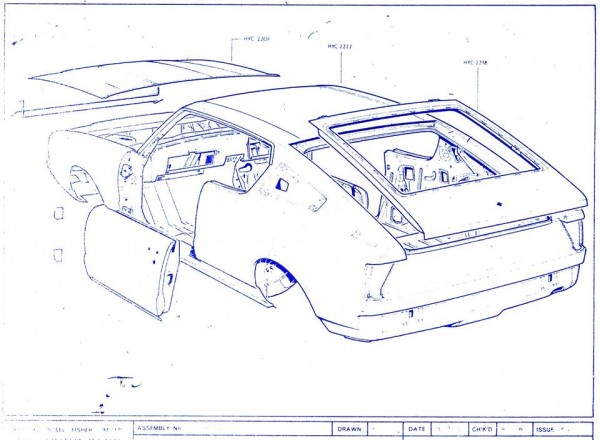 Leyland P76 in technical detail.