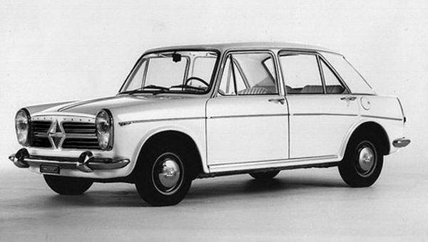 Essay : Could BMC have saved Borgward?