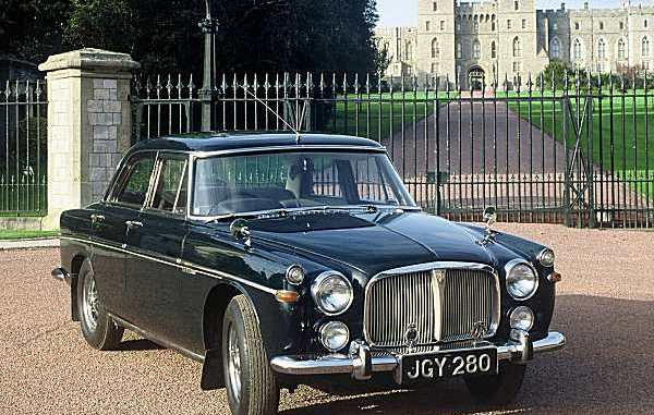 Rover-Triumph story 1973: Rover P5